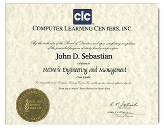 Los Angeles Computer Learning Center Two Year Network Engineering Degree